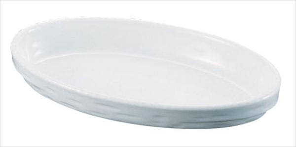 シェーンバルド シェーンバルド オーバルグラタン皿 白 3011-40W 6-2083-0106 RGL616