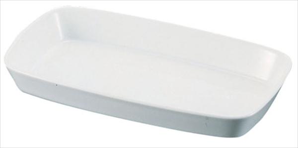 シェーンバルド シェーンバルド 角グラタン皿 白 1011-44W RKK984 [7-2197-0704]