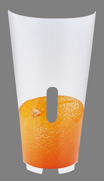 フレリック フレリックEB-706K用フロントカバー オレンジ 3ZU031 6-0829-0601 FZY5701