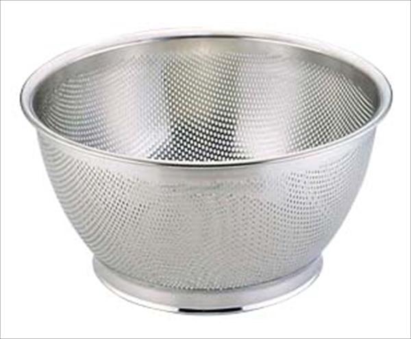三宝産業 UK18-8パンチング深型ざる 35 6-0250-0504 AHK07035