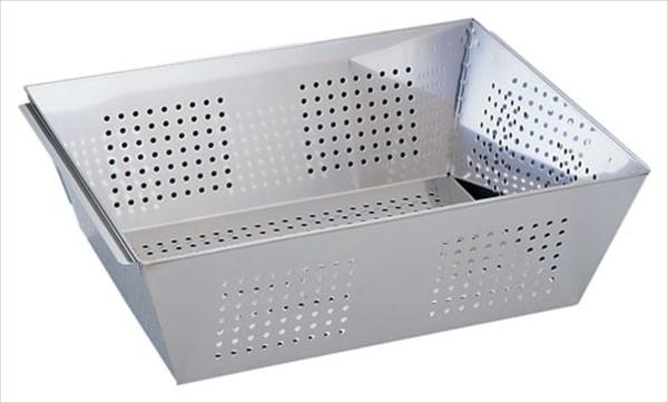 三宝産業 UK18-8パンチング角ざる M  AZL321 [7-0256-1101]