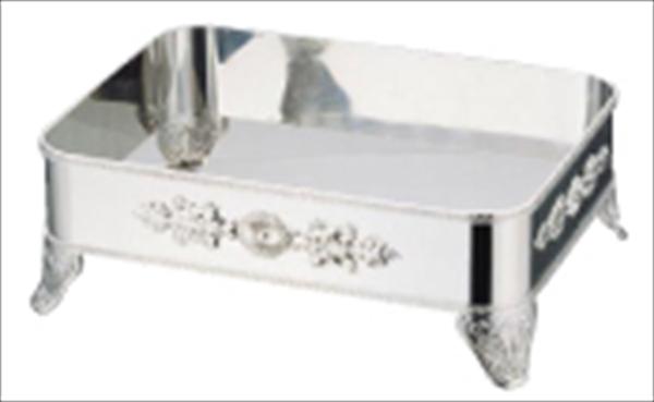 三宝産業 UK18-8S型角飾台 20インチ用   菊 NKK1605 [7-1617-0702]