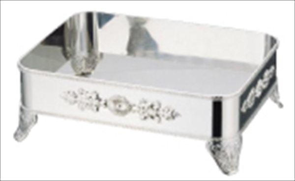 三宝産業 UK18-8S型角飾台 30インチ用 菊 6-1537-0707 NKK1625