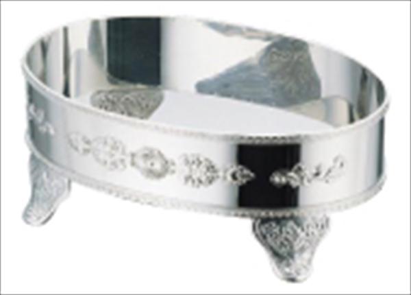 三宝産業 UK18-8S型小判飾台 18インチ用 <菊> 6-1541-0501 NKB12181