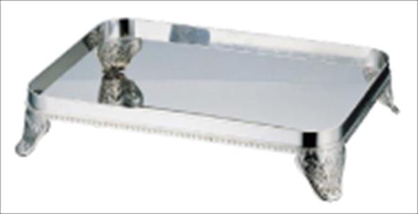 三宝産業 UK18-8 E型角ビュッフェスタンド 24インチ用 No.6-1537-0904 NKK17024