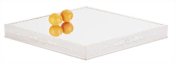 三宝産業 UK18-8菱型ミラープレート 菊模様 (アクリル) NML8501 [7-1616-0501]