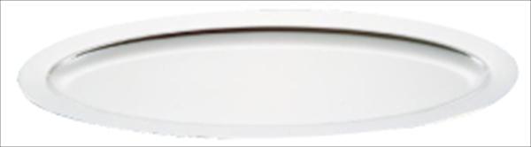 三宝産業 UK18-8プレーンタイプ魚皿 26インチ No.6-1542-0604 NSK01026