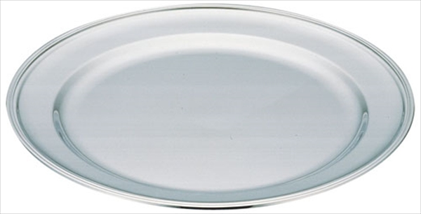 三宝産業 UK18-8B渕丸皿 32インチ No.6-1539-0312 NMR05032