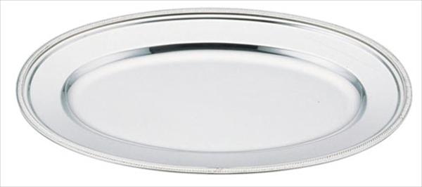 三宝産業 UK18-8 ロープ渕小判皿 30インチ NKB03030 [7-1528-0904]