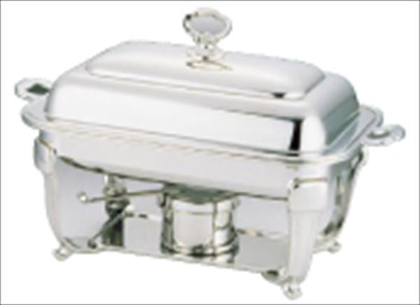 三宝産業 UK18-8バロン角チェーフィング シングル 16インチ NTE13016 [7-1524-0101]
