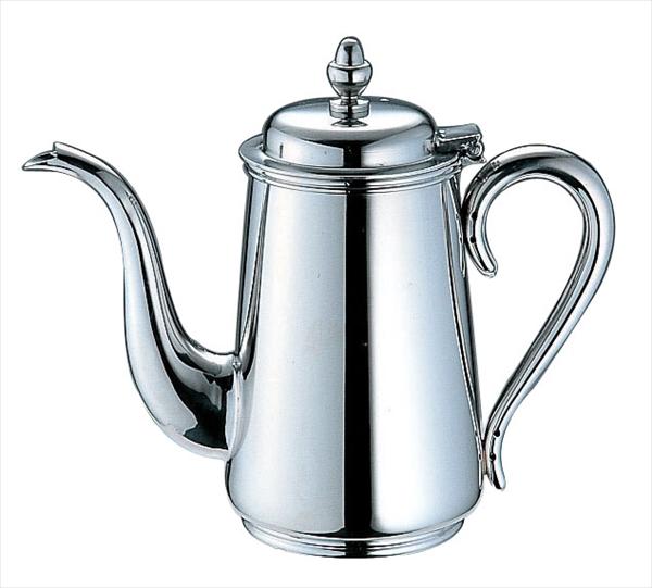 三宝産業 UK18-8B渕コーヒーポット 10人用 6-1747-0604 PKC26010
