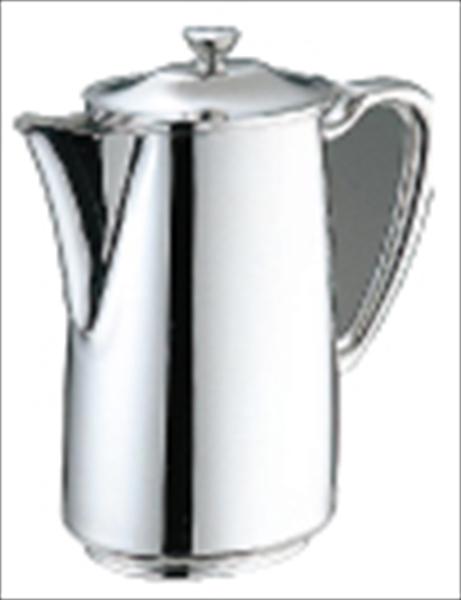 三宝産業 UK18-8B渕ロイヤルウォーターポット 蓋付 6-1746-0901 PUO74