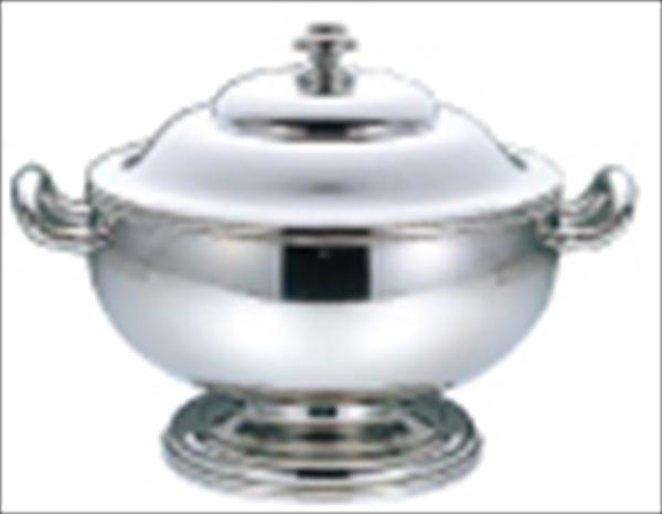 三宝産業 UK18-8バロン丸スープチューリン L NSC23001 [7-1629-0401]