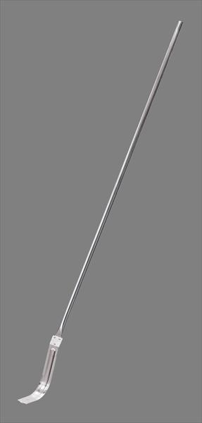 三宝産業(株) UK 18-8 ピザオーブン用レーキ  6-0851-0901 GPZ3901