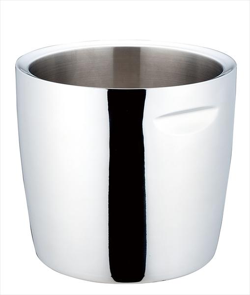 三宝産業 UK 18-8 シャンパンクーラー ダブルウォール 6L 6-1722-0401 PSYG401