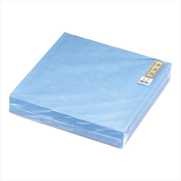 マイン 金箔紙ラミネート 青 (500枚入) M30-413 6-1908-1606 QKV20413