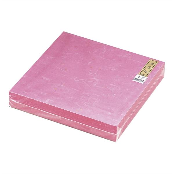 マイン 金箔紙ラミネート 桃 (500枚入) M30-423 6-1908-1806 QKV22423