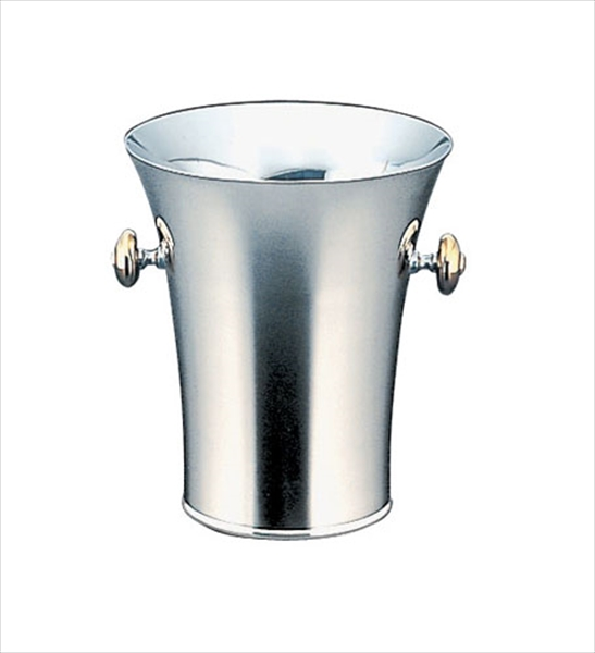 大泉物産 トリオ18-8二重パーティークーラー B型(目皿・トング付) PPC38 [7-1815-2301]