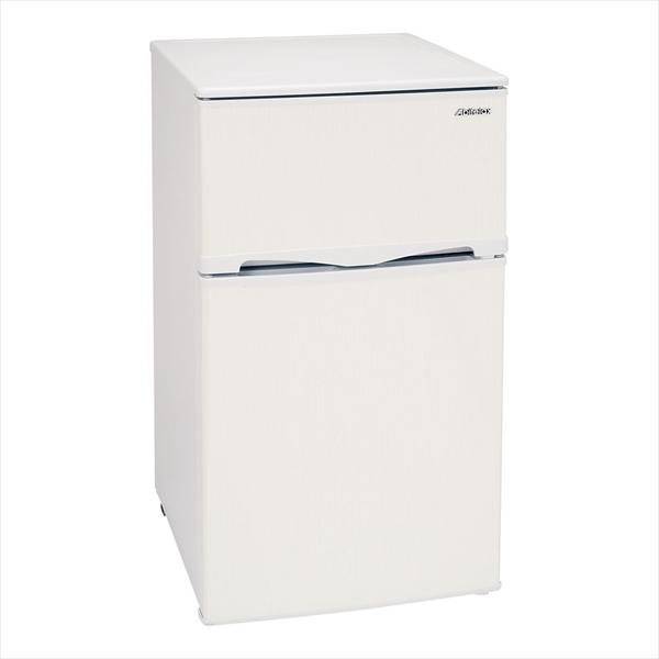 直送品■吉井電気 アビテラックス 2ドア直冷式冷凍冷蔵庫 AR-100E ELIG401 [7-0685-0701]