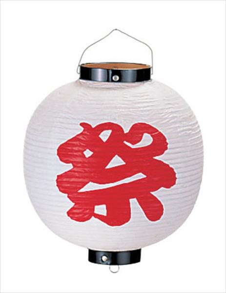 カドキ 信憑 ビニール提灯 10号 丸型 信用 祭 YTY16 7-2479-2001 b340
