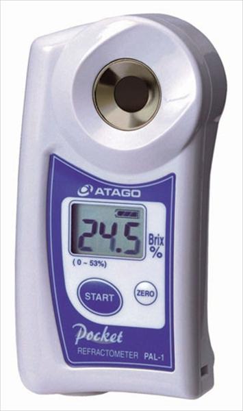 アタゴ デジタル ポケット糖度計 PAL-1  BTU1001 [7-0593-0601]