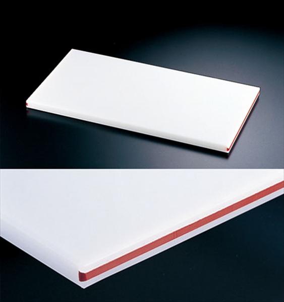 住ベテクノプラスチック 住友 抗菌スーパー耐熱まな板 カラーライン付 SSWKL 茶 6-0329-0306 AMNB906