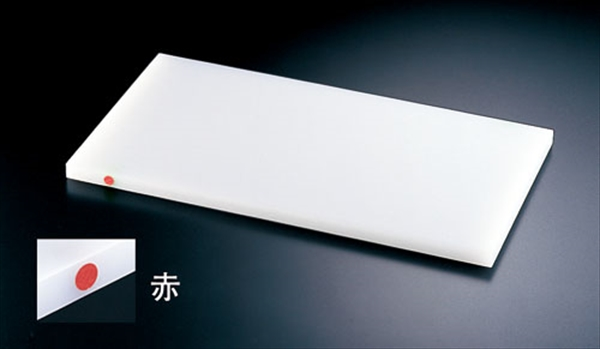 住ベテクノプラスチック 住友 抗菌プラまな板 カラーピン付 赤 SSOOP 50×27×H2 6-0330-0203 AMNC103