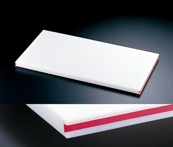 住ベテクノプラスチック 住友 抗菌プラまな板 カラーライン付 赤 SSOOL 50×27×H2 6-0330-0303 AMNC203