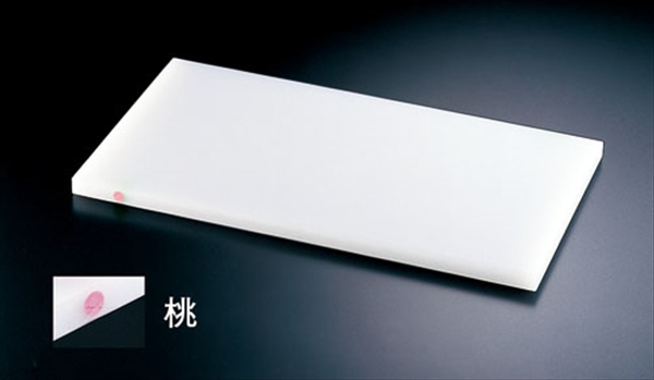 住ベテクノプラスチック 住友 抗菌プラまな板 カラーピン付 桃 20SOP 60×30×H2 6-0330-0212 AMNC112