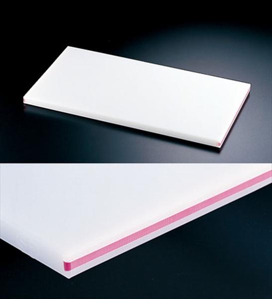 住ベテクノプラスチック 住友 抗菌プラまな板 カラーライン付 桃 20SOL 60×30×H2 6-0330-0312 AMNC212