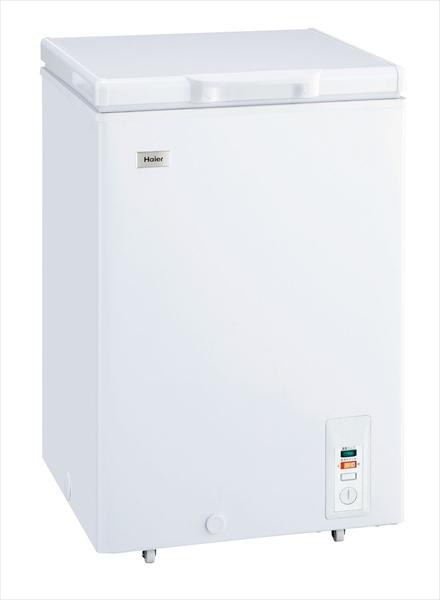ハイアールジャパンセールス(株) ハイアール チェスト式冷凍庫 JF-NC103F(W) 6-0645-0601 ELIF401