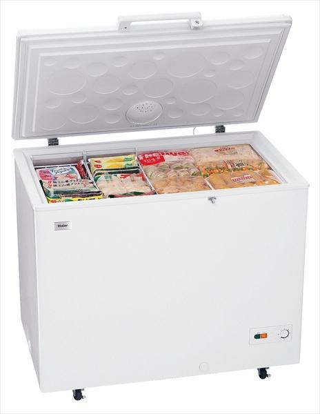 ハイアール チェスト式冷凍庫 JF-NC319F(W) 6-0645-0401 ELIG001