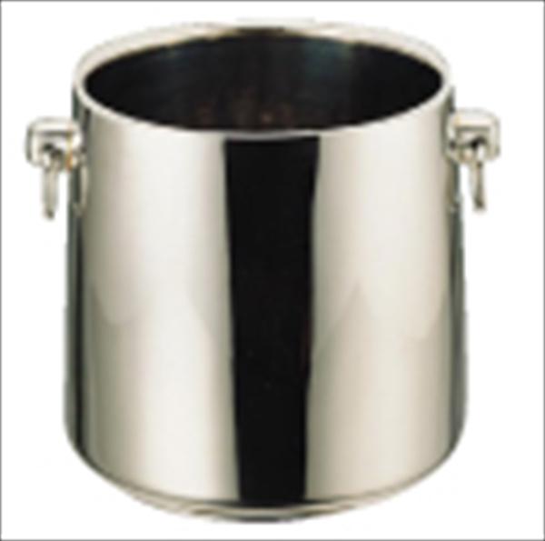 野崎製作所 18-8SRグランデーシャンパンクーラー 二重断熱構造 〈目皿付〉2L 6-1722-1301 PSY24002