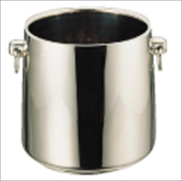 野崎製作所 18-8SRグランデーシャンパンクーラー 二重断熱構造 〈目皿付〉3L 6-1722-1302 PSY24003