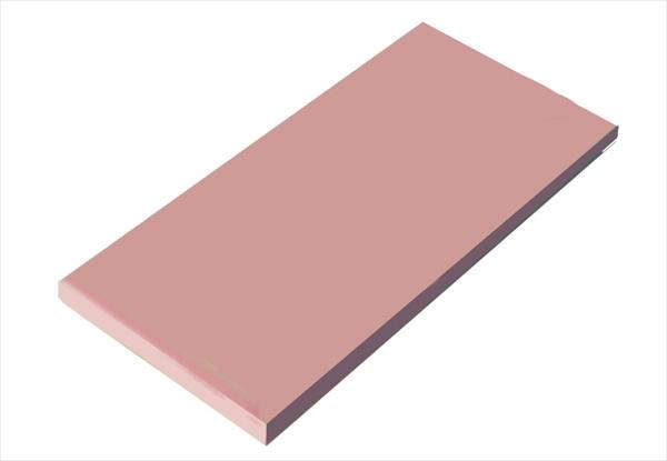 直送品■天領まな板 瀬戸内一枚物カラーまな板 ピンクK10A 1000×350×H20 AMNH217 [7-0347-0217]