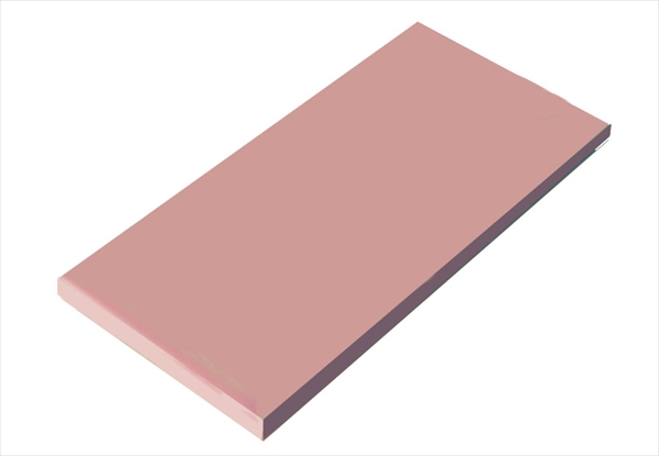 直送品■天領まな板 瀬戸内一枚物カラーまな板 ピンク K14 1500×600×H20 AMNH233 [7-0347-0233]