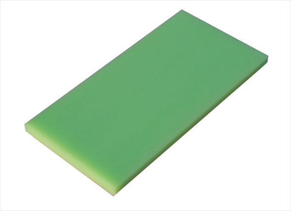 天領まな板 瀬戸内一枚物カラーまな板グリーンK10A 1000×350×H30 6-0332-0418 AMNH118
