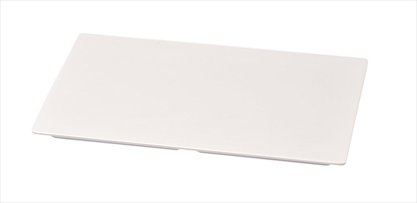 直送品■若泉漆器 メラミン 長角平型プレート 52 NWK0602 [7-1548-1402]