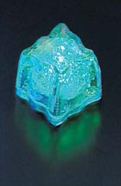 マックスタッフ ライトキューブ・オリジナル 高輝度 (24個入) グリーン 6-1582-0802 PLI4202