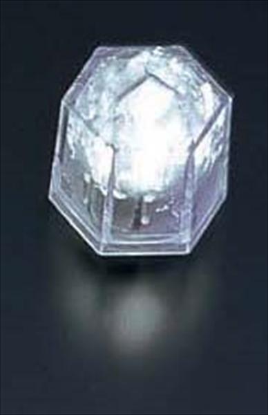 マックスタッフ ライトキューブ・クリスタル 高輝度 (24個入) ホワイト 6-1582-1003 PLI4403