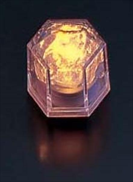 マックスタッフ ライトキューブ・クリスタル 標準輝度 (24個入) イエロー 6-1582-0903 PLI4303