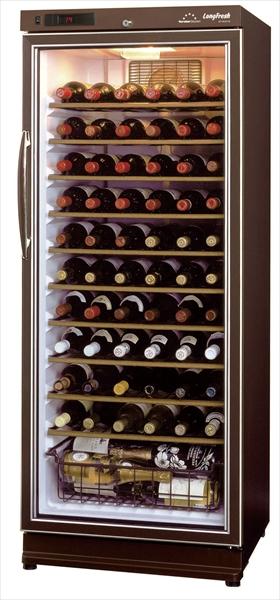 直送品■双日マシナリー ロングフレッシュ ワインセラー ST-NV271G(B) EWI3901 [7-0786-0201]