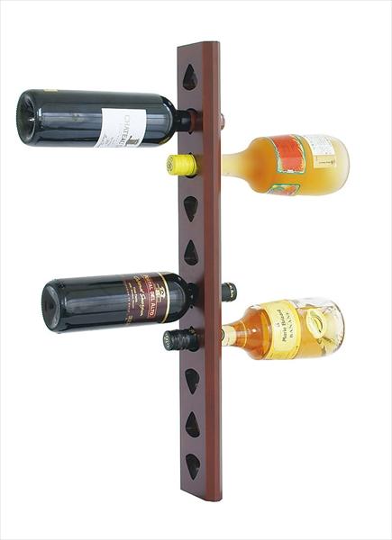 ジール クサラ ワインボトルホルダー 壁取付式 WBH-W01 6-1737-0401 WBT4501
