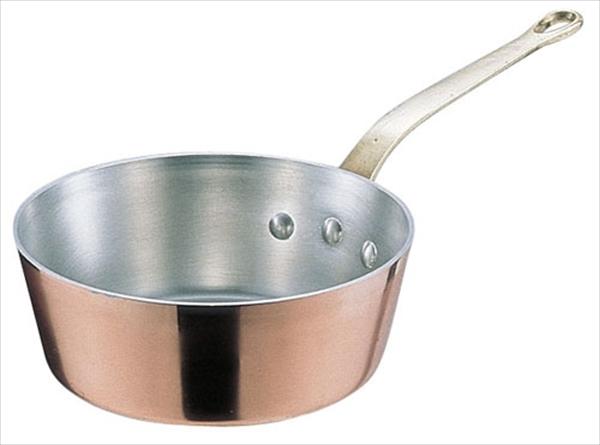 遠藤商事 SAエトール 銅 テーパー鍋 27 6-0039-0605 ATC01027