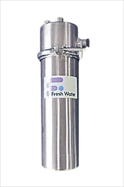 浄水活水器 フレッシュウォーター TS-200-S 横・縦 6-0704-0401 DZY6001
