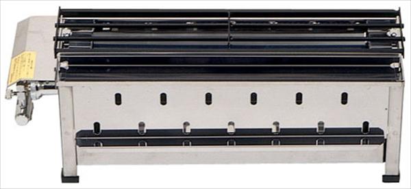 直送品■伊藤産業 無煙式やきとり器 KE-S LPガス DYK531 [7-0719-0401]