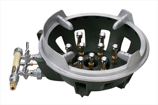 伊藤産業 つくしコンロKC-91S(パイロット付) LPガス DKV8901 [7-0674-0901]