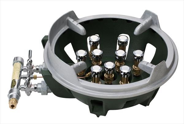 伊藤産業 つくしコンロKC-91H(パイロット付) LPガス DKV9001 [7-0674-0801]