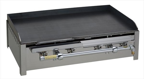 台置き式 鉄板焼器 GR-74 都市ガス 6-0895-0504 GTT3304