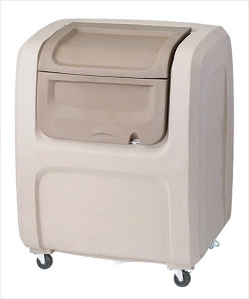 積水テクノ商事東日本 セキスイ ダストボックスDX #500 標準型 DX5BE ベージュ No.6-1247-0102 KDS7802